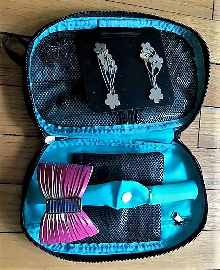 jewelry storage organizer pouch